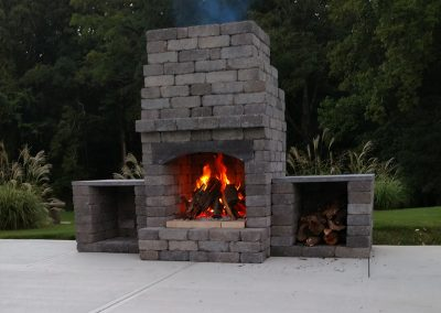 Medium Fireplace Kit